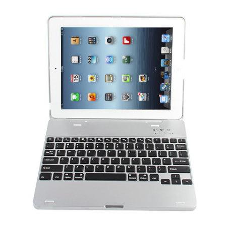 Funda con Teclado Bluetooth para iPad 4 / 3