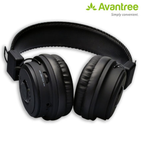 Avantree Hive Wireless Bluetooth Stereo Kopfhörer Headset
