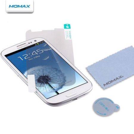 Momax Crystal Clear Screen Protector for Samsung Galaxy S3
