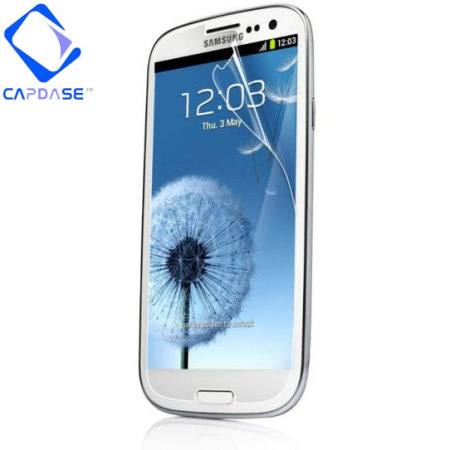 Capdase ScreenGuard AUMI - Samsung Galaxy S3