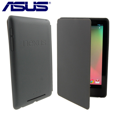 Official Asus Google Nexus 7 Flip Case - Grey