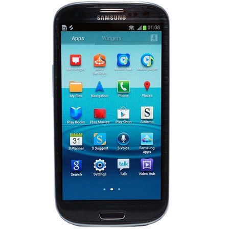 Sim Free Samsung Galaxy S3 i9300 - Black - 16GB
