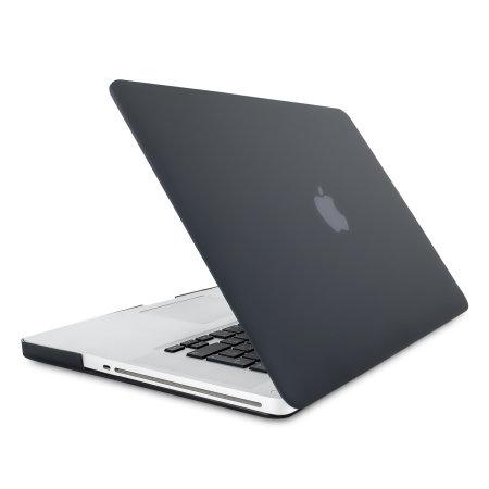 purchase cheap a22ab 8d478 Olixar ToughGuard MacBook Pro 15 inch Hard Case (A1286) - Black