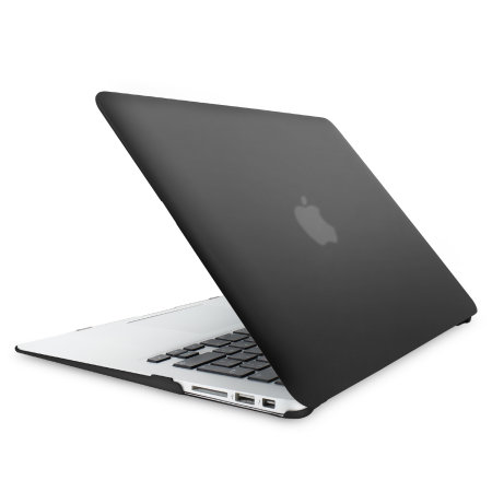 Olixar ToughGuard MacBook Air 13 inch Hard Case - Black