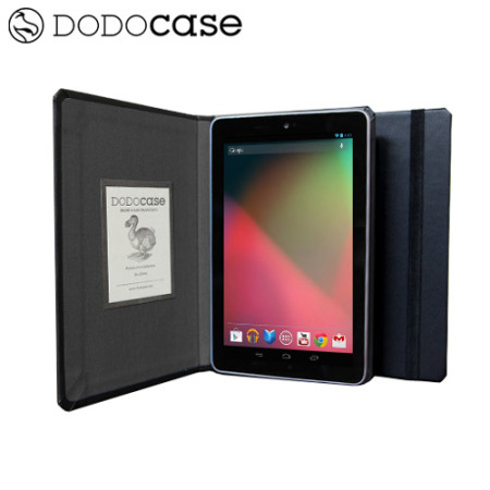 DODOcase HARDcover for Google Nexus 7 - Charcoal