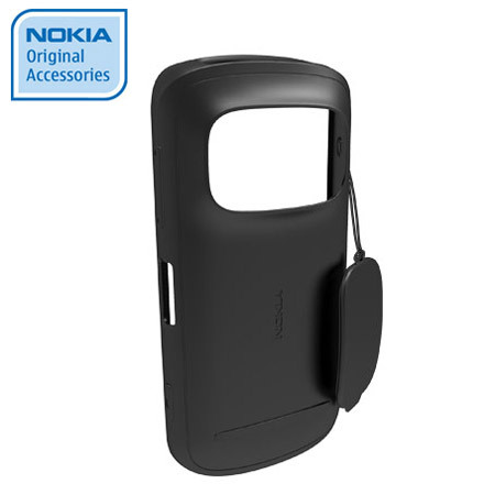 Nokia Hard Cover CC-3046 for Nokia 808 PureView - Black