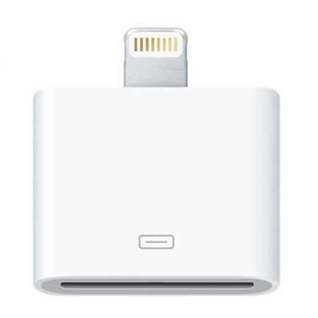 Genuine Apple Lightning to 30 Pin Converter