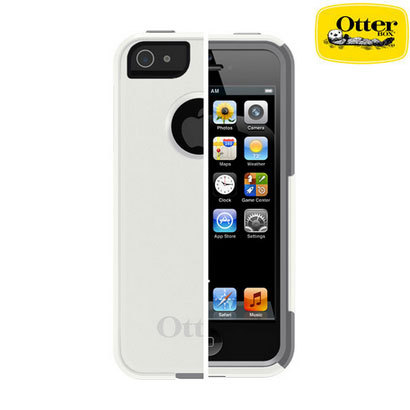 OtterBox Commuter Series for iPhone 5S / 5 - Glacier
