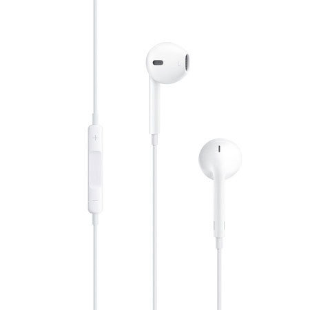 Official Apple EarPod Earphones with Mic and Volume Controls - 3.5mm