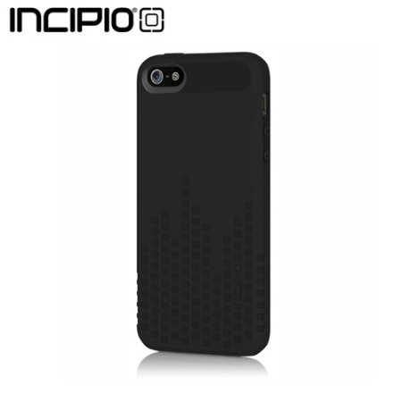 online retailer 078bf bf3cb Incipio Frequency Case for iPhone 5S / 5 - Black