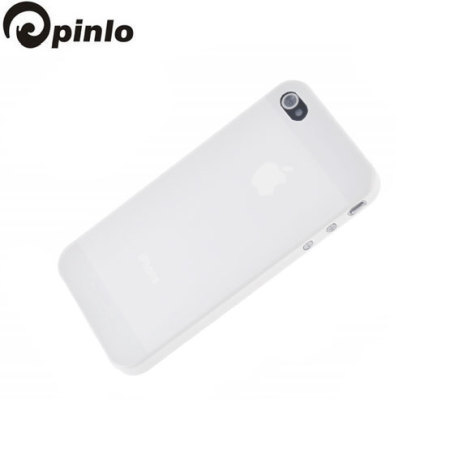 Pinlo Slice 3 Case for iPhone 5S / 5 - White