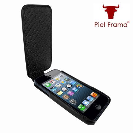 Piel Frama iMagnum Case For iPhone 5S / 5 - Black