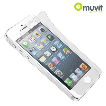 Muvit Screen Guard Matte Screen Protector for iPhone 5S / 5