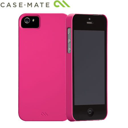 Case-Mate Barely There 2.0 for iPhone 5S / 5 - Pink