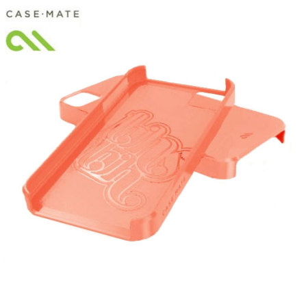 Case-Mate Barely There For iPod Touch 5G - Tangerine Orange