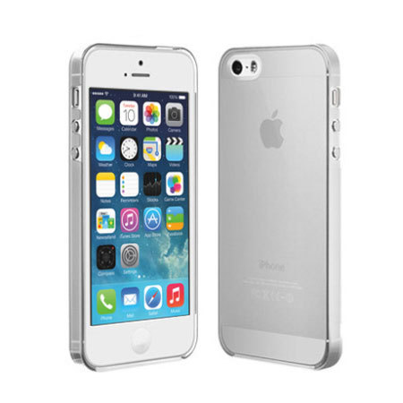 SwitchEasy Nude Ultra Case for iPhone 5S / 5 - Clear