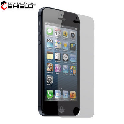 InvisibleShield Case Friendly HD Screen Protector - iPhone 5S / 5