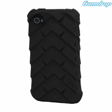 Gumdrop Drop Tech Series Case for iPhone 5S / 5 - Black