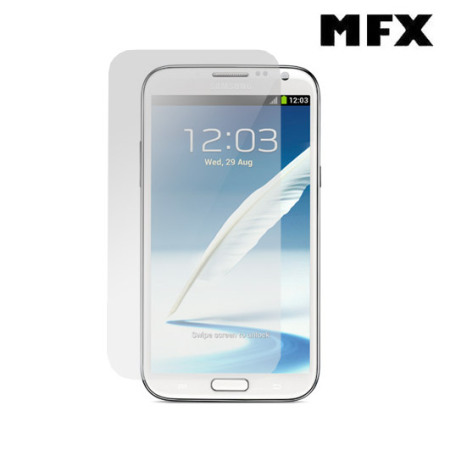MFX Screen Protector for Samsung Galaxy Note 2
