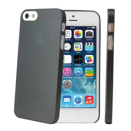 purchase cheap 6778f 97730 Ultra-thin Protective Case for iPhone 5S / 5 - Black
