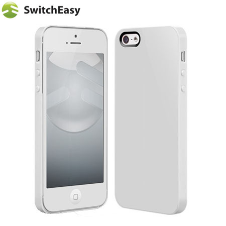 buy popular a53da 425aa SwitchEasy Nude Ultra Case for iPhone 5S / 5 - White