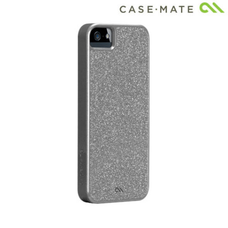 Case-Mate Glam Case for iPhone 5S / 5 - Silver
