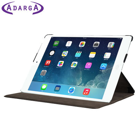 Adarga Multi-Angle iPad Mini 3 / 2 / 1 Slim Case - Black