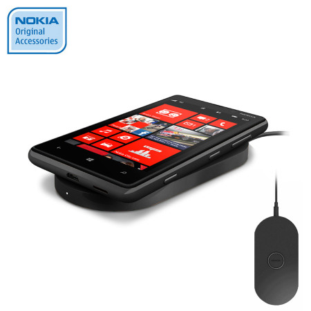 Nokia Lumia 820 / 920 Wireless Charging Plate DT-900BK - Black