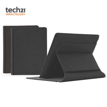 premium selection edf0e aa5fc Tech21 Leather Folio Case for iPad Mini 2 / iPad Mini - Black