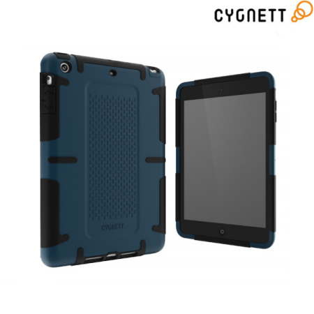 Cygnett WorkMate Pro iPad Mini 3 / 2 / 1 Case - Slate Grey