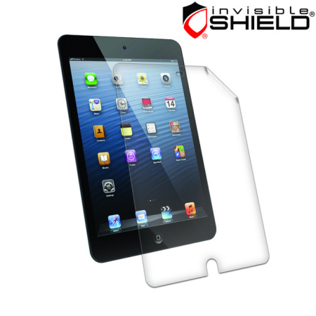 InvisibleSHIELD iPad Mini 3 / 2 / 1 Glass Screen Protector