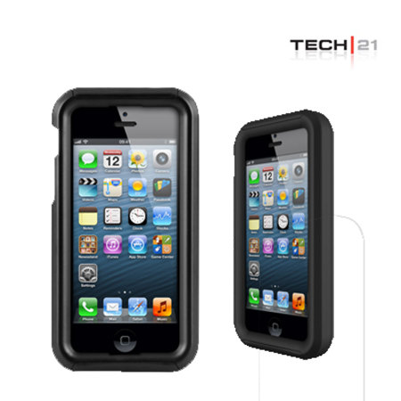 Tech21 D3O Special Ops Patrol Case for iPhone 5S / 5 - Black