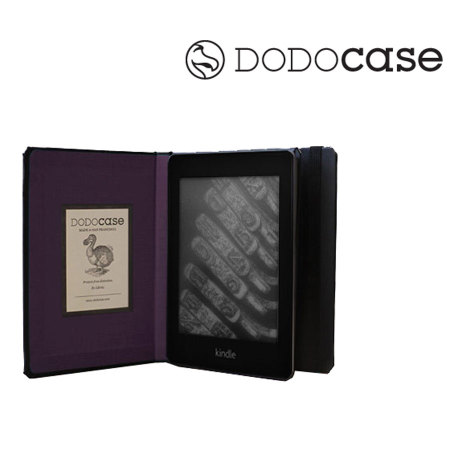 DODOcase HARDcover for Kindle Paperwhite In Purple