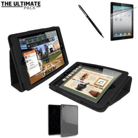 Ultimate iPad Mini Accessory Pack - Black
