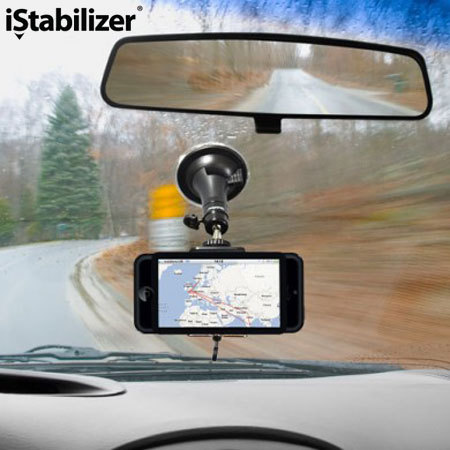 iStabilizer Glass Universal Smartphone Windshield Mount