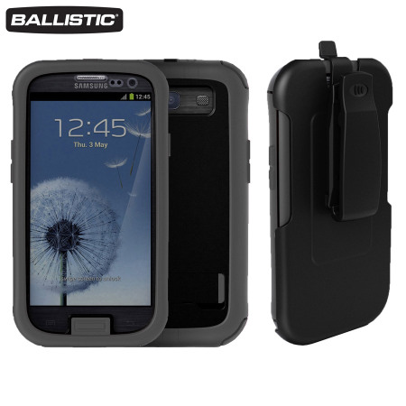 Ballistic Every1 Series Protective Case for Galaxy S3 - Black