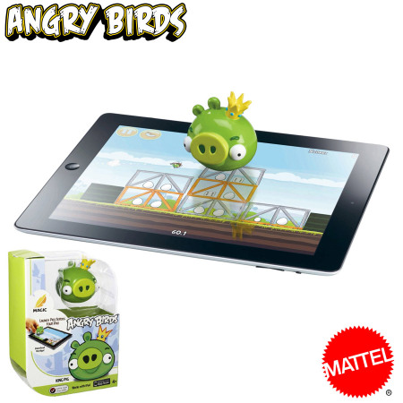 Mattel Angry Birds Apptivity Toy for all iPads