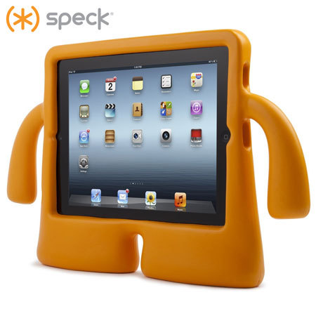 Speck iGuy Case and Stand for iPad 2/3/4 - Mango