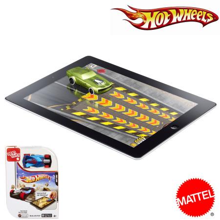 3 Apptivity Para Mattel Wheels 4 Ipad Juguetes 2 Hot m08OvNnw