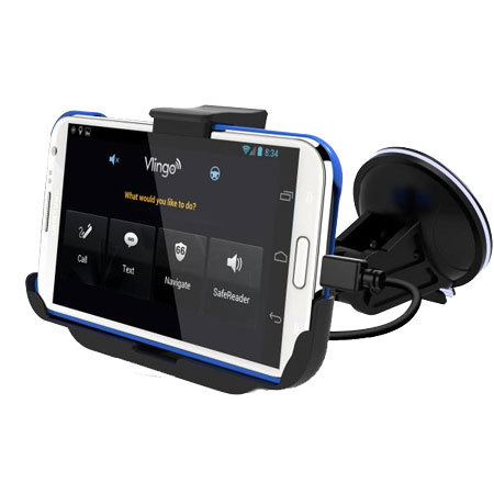 Samsung Galaxy Note 2 Car Mount Cradle Charger