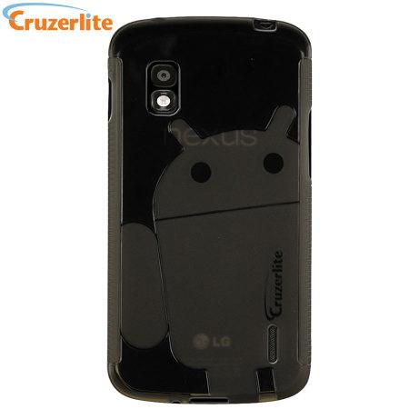 Cruzerlite Androidified TPU Case for Google Nexus 4 - Smoke