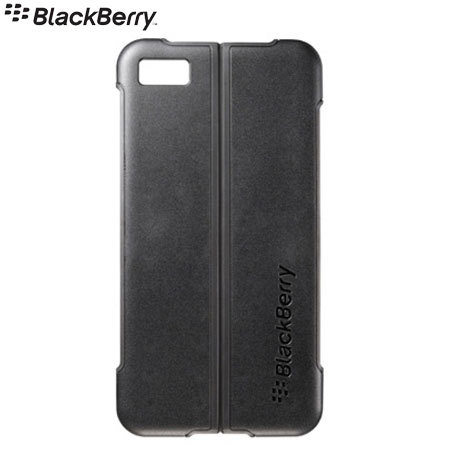 Blackberry Z10 Transform Shell - Black - ACC-49533-201