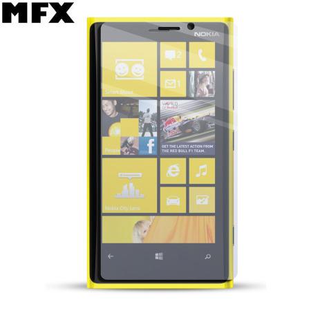 Protection d 39 cran nokia lumia 920 mfx for Photo ecran lumia 920