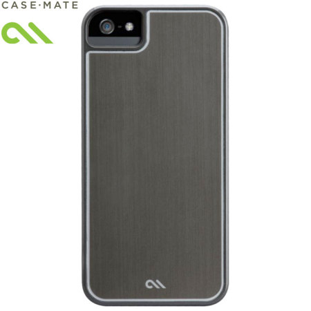 Case-Mate Barely There 2.0 Case for Blackberry Z10 - Brushed Aluminium