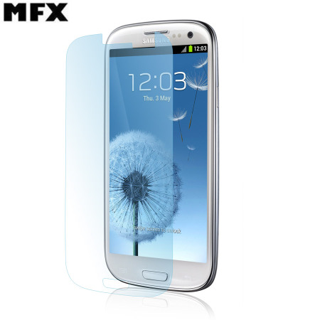 MFX Screen Protector for Samsung Galaxy S3