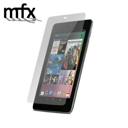 MFX  Google Nexus 7 Anti-Glare Screen Protector - Triple Pack