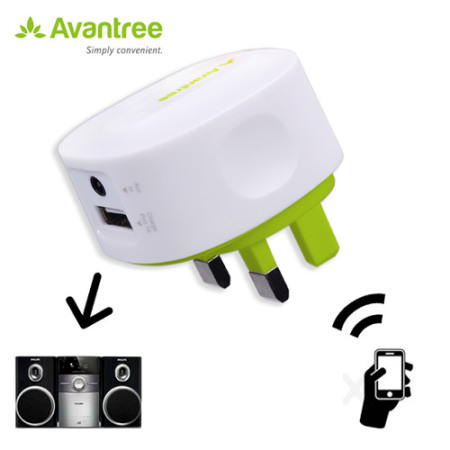 Avantree Roxa Bluetooth 4.0 Home Audio Receiver Review ...