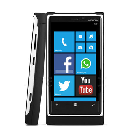 Power Jacket for Nokia Lumia 920 - 2200mAh