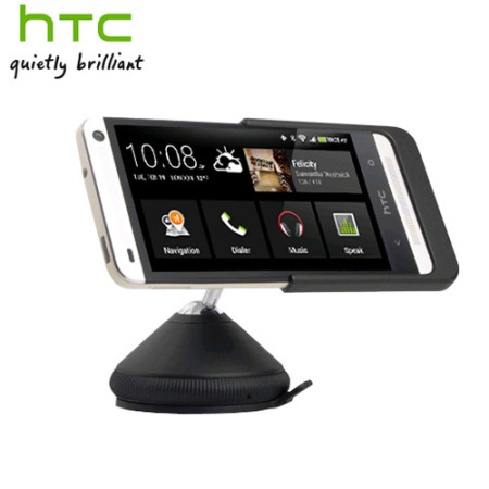 Official HTC One M7 Car Holder and Charging Kit - CAR D160