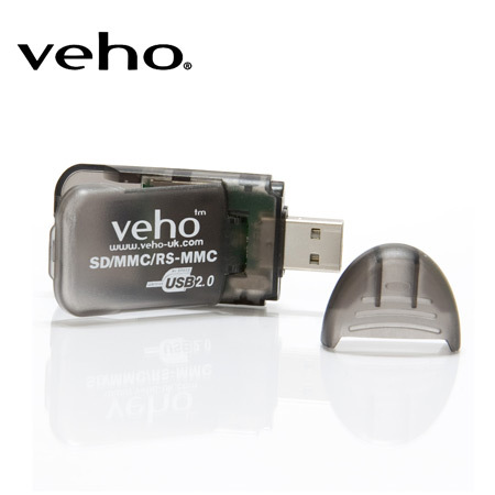Veho VSD-001 SD USB Card Reader